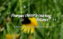 coaching de carrière à distance